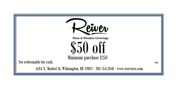 Reiver Coupon