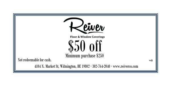 Reiver Coupon